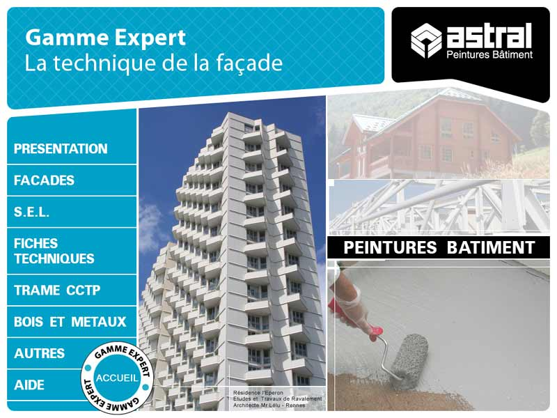 Astral gamme expert