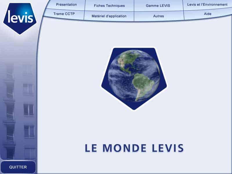 Le monde Levis