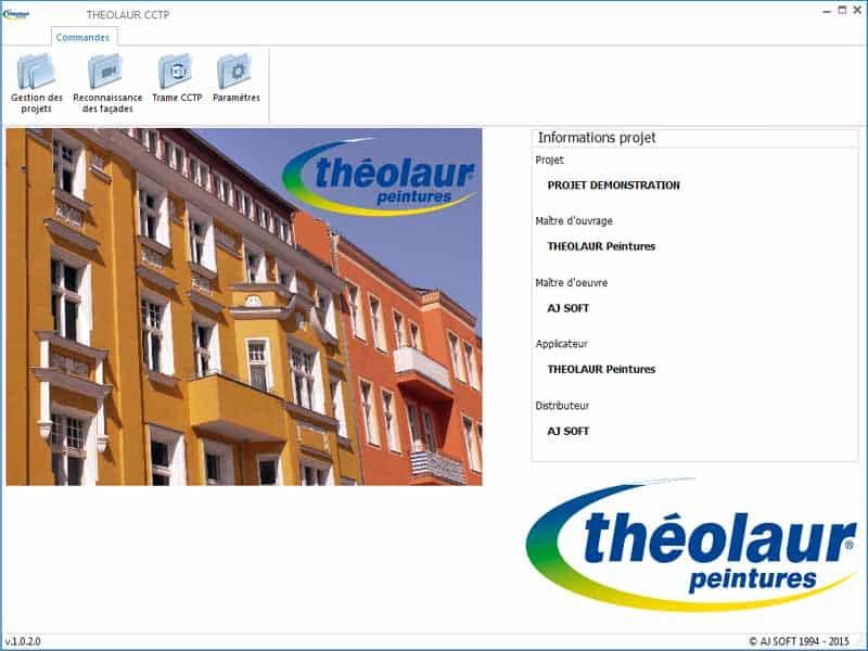 Théolaur : THEOLAUR CCTP