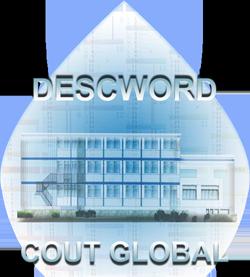 Coût global logo